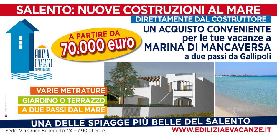 Case vacanze nel Salento- Appartamenti in affitto sulla costa ... a2bd246ebb8